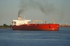 нефтяной танкер Стоковое Изображение RF