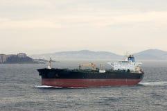 нефтяной танкер istanbul Стоковое Изображение RF
