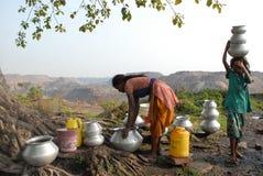 Нехватка воды стоковые фото