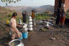Нехватка воды стоковое изображение rf