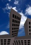 Нечетные здания 2 Стоковые Фотографии RF