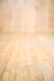Неясное изображение деревянной предпосылки Стоковое фото RF