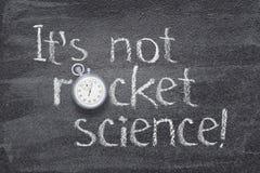 Не аэрокосмические исследования Стоковая Фотография RF
