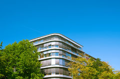 Недвижимость Берлина Стоковое фото RF