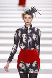 Неделя моды Джин-Чарльза de Castelbajac Парижа стоковые фото