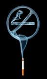 не курите Стоковая Фотография RF
