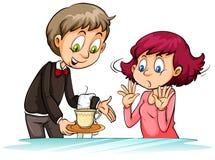 Не моя чашка чаю Стоковая Фотография