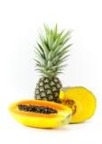 Не сезонные тропические плодоовощи Стоковые Фотографии RF