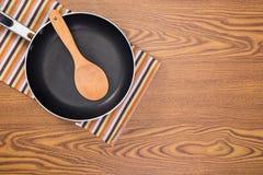 Не сковороды ручки Стоковое Изображение RF