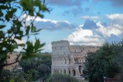 Не хотеть покинуть Колизей стоковое изображение rf