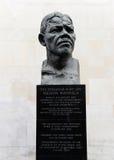Нельсон Мандела Стоковое Изображение RF