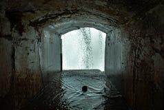 Ниагарский Водопад между Соединенными Штатами Америки и Канадой стоковая фотография