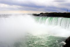 Ниагарский Водопад, Онтарио Канада Стоковые Фото