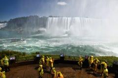 Ниагарский Водопад Стоковое Фото