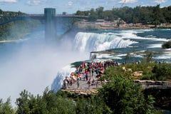 Ниагарский Водопад стоковые фотографии rf