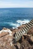 нигде лестницы к Стоковое Изображение RF