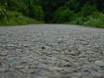 нигде дорога к Стоковая Фотография