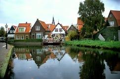 нидерландское volendam Стоковые Фотографии RF