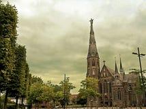 Нидерланды, город Эйндховена Стоковое Фото