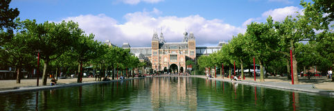 Нидерланды amsterdam Голландии Стоковое Фото