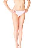 нижнее белье женщины тела Стоковые Изображения