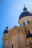 Нижний взгляд собора. Стоковое фото RF