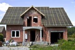 нижняя дома конструкции новая Стоковые Изображения