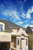 нижняя конструкции домашняя новая Стоковая Фотография RF