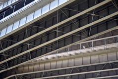Нижняя сторона моста Стоковые Изображения