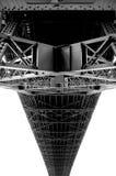 нижняя сторона моста Стоковые Фотографии RF