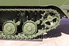 Нижняя часть стороны танка стоковые изображения