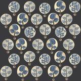 низкие круглые валы Стоковые Фото
