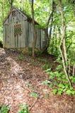 Низкий взгляд кабины горы Стоковое Изображение RF