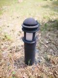 низкий уличный фонарь Стоковые Фото