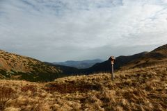 Низкое Tatras, под Dumbier Стоковые Фотографии RF
