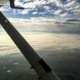 Низкоуровневое облако Стоковая Фотография