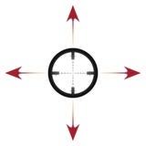 нитяный крест Стоковая Фотография