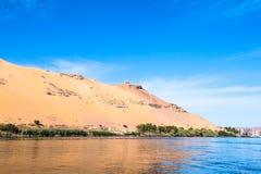 Нил Египет стоковое фото rf