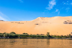 Нил Египет стоковые изображения rf