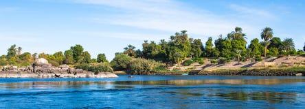 Нил Египет Стоковые Изображения