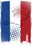 нидерландский плакат Стоковые Фотографии RF