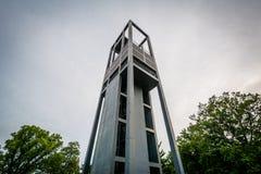 Нидерландский карильон, в Арлингтоне, Вирджиния стоковое изображение