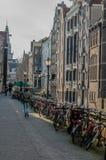 Нидерланды - Амстердам стоковое фото rf