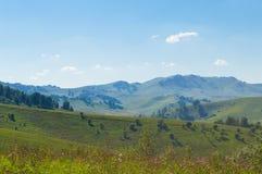 дни altai продолжают лето гор Стоковые Фото