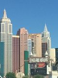 дни Las Vegas Стоковые Изображения RF