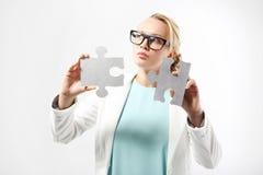 Новаторские идеи - совершенная спичка Стоковые Изображения RF