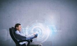 новаторские технологии Стоковое фото RF