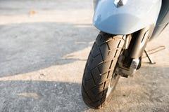 Новая автошина motoycycle в Таиланде стоковая фотография rf