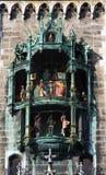 Новая башня башни ратуши Стоковое фото RF