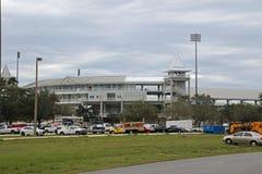 Новая башня на стадионе Hammond Стоковое Изображение